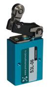Механический пневмораспределитель  воздуха S3L-06